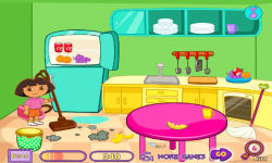 Dora Room Clean screenshot 3/5