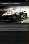 Amazing Cars HD Wallpaper screenshot 2/4