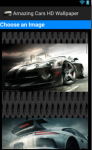 Amazing Cars HD Wallpaper screenshot 3/4