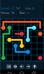 Flow Puzzle Free screenshot 3/4
