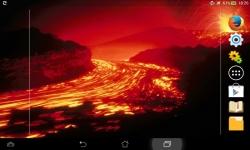 Amazing Volcanoes Live screenshot 1/6