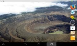 Amazing Volcanoes Live screenshot 3/6