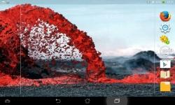 Amazing Volcanoes Live screenshot 4/6