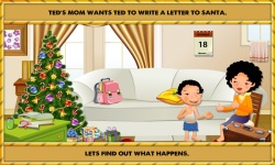 Free Hidden Object Games - Letter to Santa screenshot 2/4
