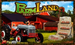 Free Hidden Object Games - Farmland screenshot 1/4