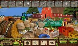 Free Hidden Object Games - Farmland screenshot 3/4