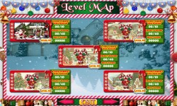 Free Hidden Object Game - Christmas Snow screenshot 2/4