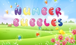 Number Bubbles for Kids screenshot 1/6