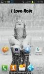 Rain Love Live Wallpaper screenshot 2/3