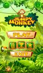 Jumpy Monkey screenshot 2/6