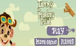 The Monkey pilot Tommy screenshot 1/6