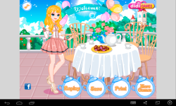 Welcome to Alice s tea party screenshot 5/5
