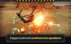 GUNSHIP BATTLE  Helicopter 3D Touch screenshot 3/3
