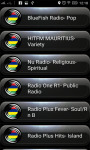 Radio FM Mauritius screenshot 1/2