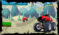 Crazy Hill Climb Racing screenshot 1/4