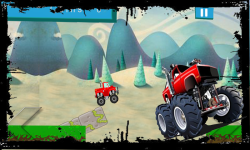Crazy Hill Climb Racing screenshot 2/4