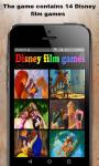 Disney film games screenshot 1/6