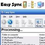 Easy Sync screenshot 1/1