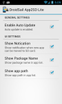 DroidSail Super App2SD for ROOTed user screenshot 5/5