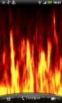 Fire Flames Live Wallpaper screenshot 2/2
