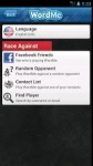 Social Word Game - WordMe screenshot 3/4
