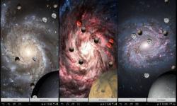 Galaxy Play  Livewallpaper screenshot 3/6
