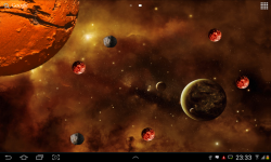 Galaxy Play  Livewallpaper screenshot 4/6