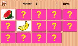 Kids Memory Match - Flip Card screenshot 2/5