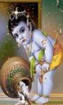 Jai Shri Krishna Live Wallpaper screenshot 2/3
