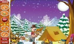 Free Hidden Object - Christmas Tale Santas Castle screenshot 3/4
