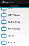 Taiwan Tv Live screenshot 2/4