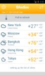 Weather Forecasts Free screenshot 1/4