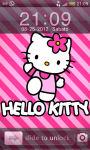 Hello Kitty Iphone Go Locker screenshot 1/4