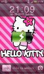 Hello Kitty Iphone Go Locker screenshot 2/4