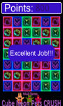 Cube neon pets crush game free screenshot 2/3