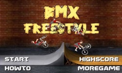 Bmx Stuntbiker2 screenshot 2/4
