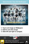 Manchester City HD Wallpaper Free screenshot 4/4