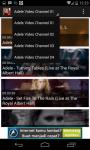Adele Video Clip screenshot 2/6