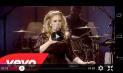 Adele Video Clip screenshot 5/6