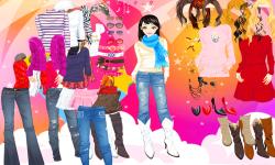 Fashion Dress Up II screenshot 2/4