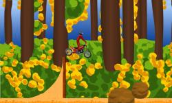 Forest Moto II screenshot 1/4