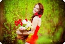 Beautiful Girls With Flowers Live HD wallpapers screenshot 4/6