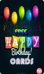 Free Happy Birthday Cards screenshot 3/6