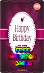 Free Happy Birthday Cards screenshot 5/6