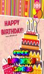 Free Happy Birthday Cards screenshot 6/6