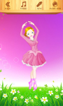 Dress Up Girl For Ballet Free screenshot 5/5