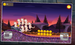 Halloween Hill Racing  screenshot 6/6