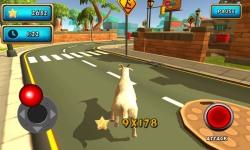 Crazy Goat Rampage Sim 3D screenshot 1/6