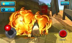Crazy Goat Rampage Sim 3D screenshot 2/6
