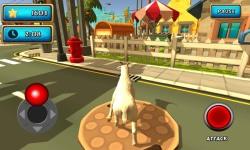 Crazy Goat Rampage Sim 3D screenshot 3/6
